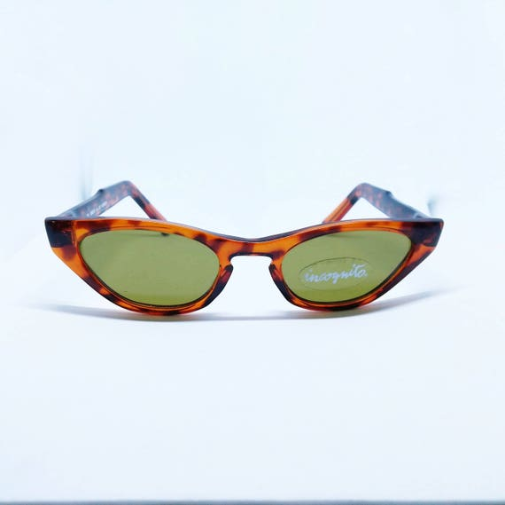 d4db2f1f765 Incognito high quality vintage cateye tortoise sunglasses