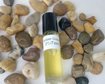 Amber Cream (type) perfume oil