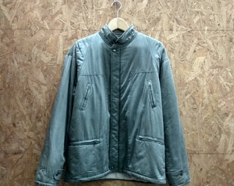 Distressed Vintage jacket Enrico Coveri / made in italy