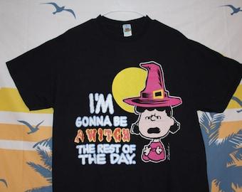 190829e84 Peanuts Lucy Halloween