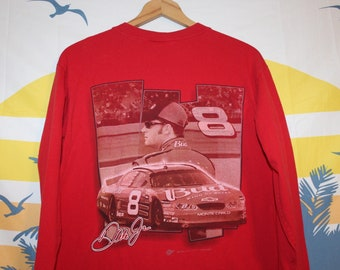 Sterling Silver 3D Dale Earnhardt Jr #8 Nascar Race Car Charm