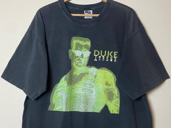 Vintage Duke Nukem / Duke Xtreme Video Game Graphi