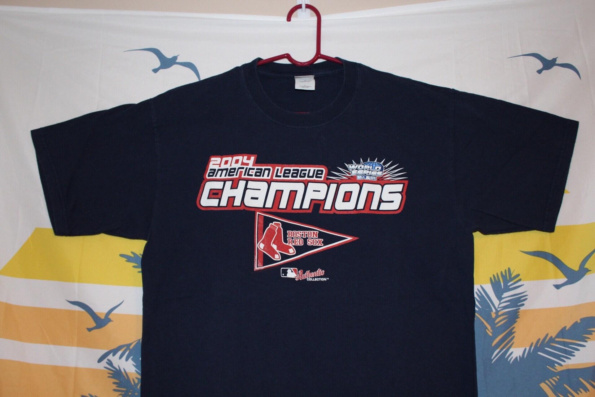 8005b1ae Boston Red Sox Champion T Shirt
