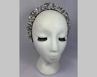 0.76m Antique Milliner Hat Lace