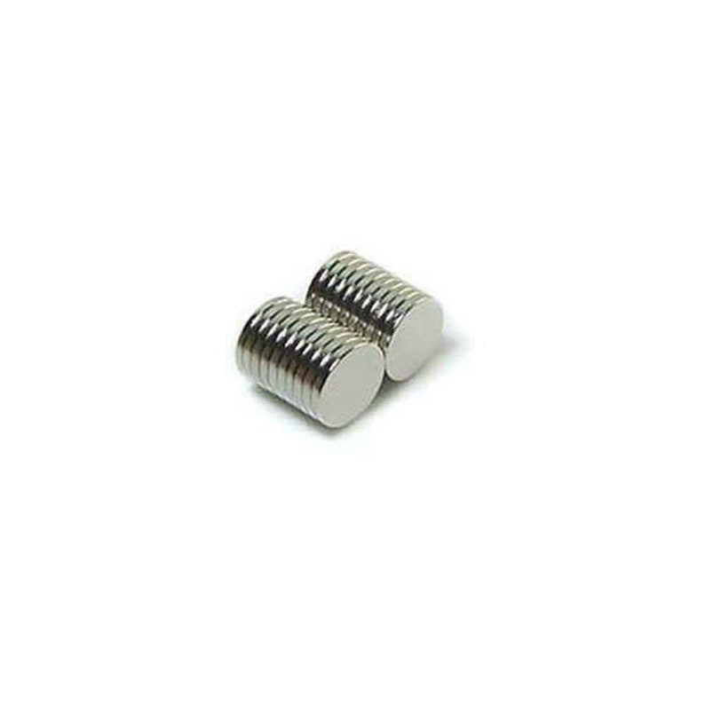 "5//32/"" x 1//32/"" Disc 4x1mm Neodymium Magnets N35 Fridge Crafting Fasteners Craft"