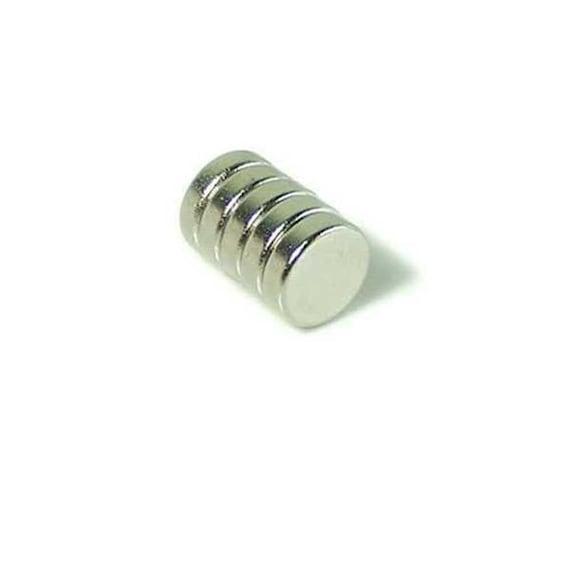 "Strong Neodym Neodymium Magnets N35 7x3mm Disc 17//64/"" x 1//8/"" Aimant"
