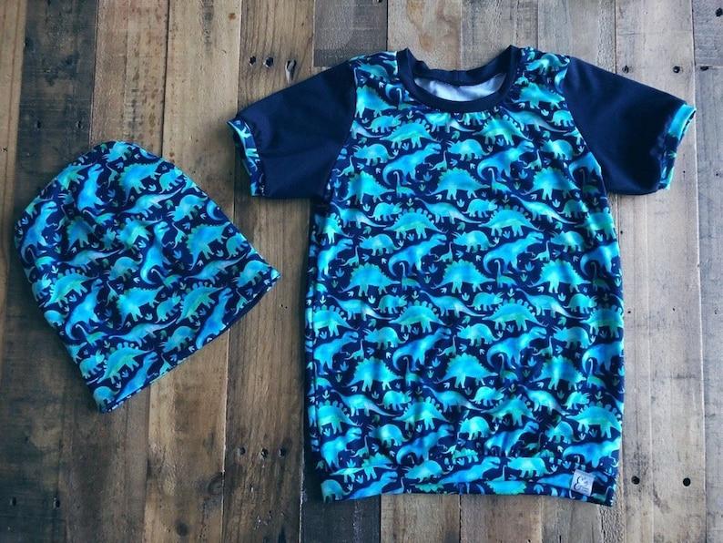 Ruffle /& Dot Beanie Baby Toddler Boys Girls 0-6T Made to Order
