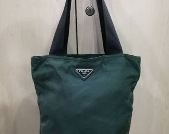 c6a5d8a0b8d3 promo code prada fluo fluorescent fall winter 2018 one shoulder backpack  red e4f74 2c743; low price vintage authentic prada green nylon prada tote  bag e3cc0 ...
