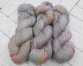 A Horse of a Different Color- Hand-dyed Superwash Sock Yarn