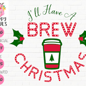 Christmas Svg Up On The Housetop Svg Cricut Silhouette Cameo Etsy