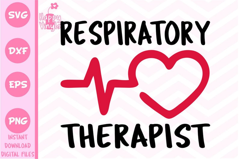 Registered Respiratory Therapist Logo