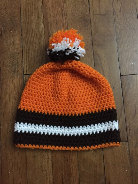 ... beanie 04425 decda  discount code for cleveland browns hat etsy 2b34a  a6572 ff45ce664