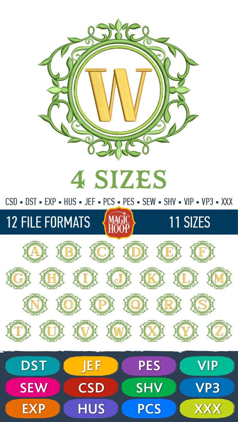 Royal Monogram Embroidery Font Royal Machine Embroidery Design Files in Csd  Dst Exp Hus Jef Pes Pcs Shv Sew Vp3 Vip Xxx formats