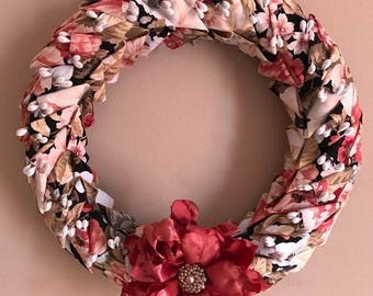 Flowered Wreath