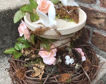 Decorative Birdbath