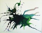 Critter - Abstract Art Gr...