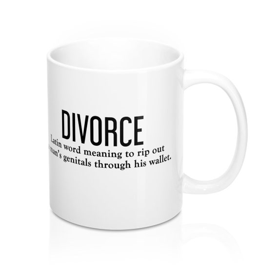 Divorce, Me and A Cup of Tea