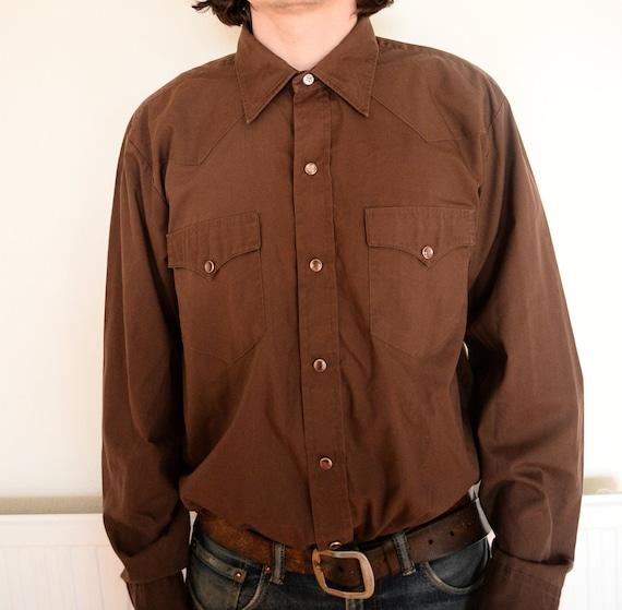 H Bar C Californian Ranchwear Shirt
