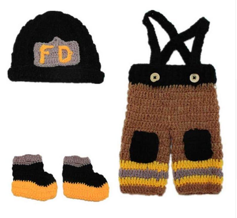 1e23588f7dd Newborn Infant Baby Photography Prop Handmade Knit Crochet