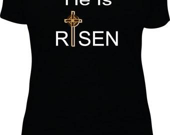 GPG He Is Risen-Shirt