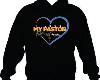 GPG I Love My Pastor Shirt