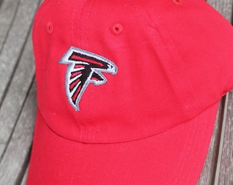 Atlanta Falcons Football Personalized Baseball Cap Infant Toddler Youth Baseball Hat Monogram Baseball Cap Custom Embroidered Hat
