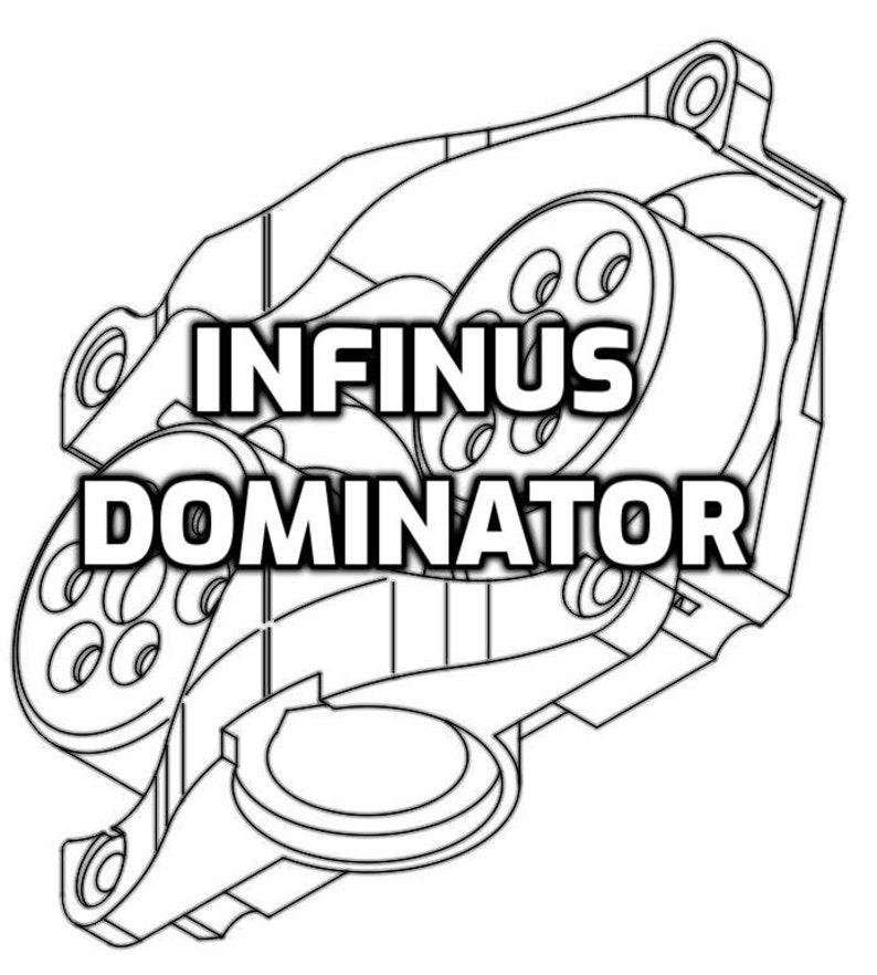 Infinus  Dominator Daybreak Set