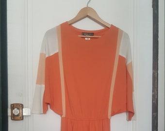 Eighties dress