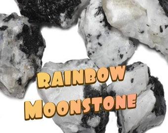 Rainbow Moonstone Raw