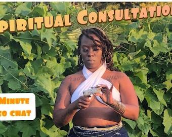 Spiritual Consultation