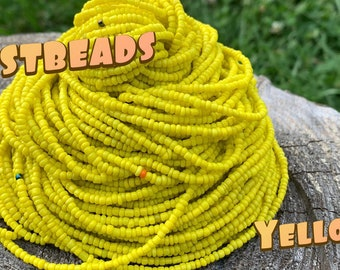 Justbeads - yellow