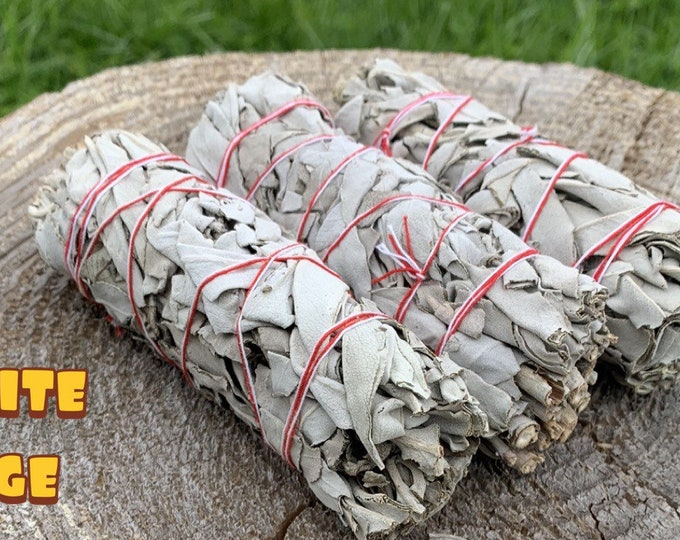 Featured listing image: White Sage