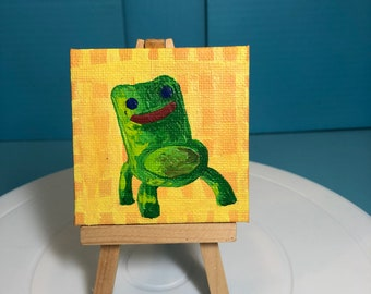 Acnl Paintings Etsy