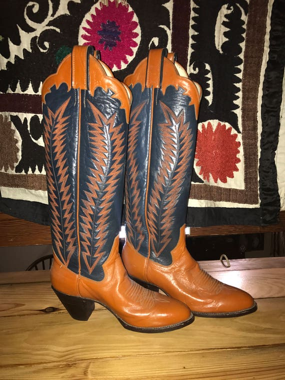 Panhandle slim, sanders boots NWOT 5.5 perfect con