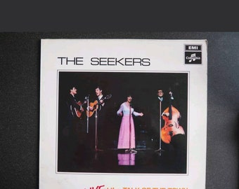 The seekers vinyl