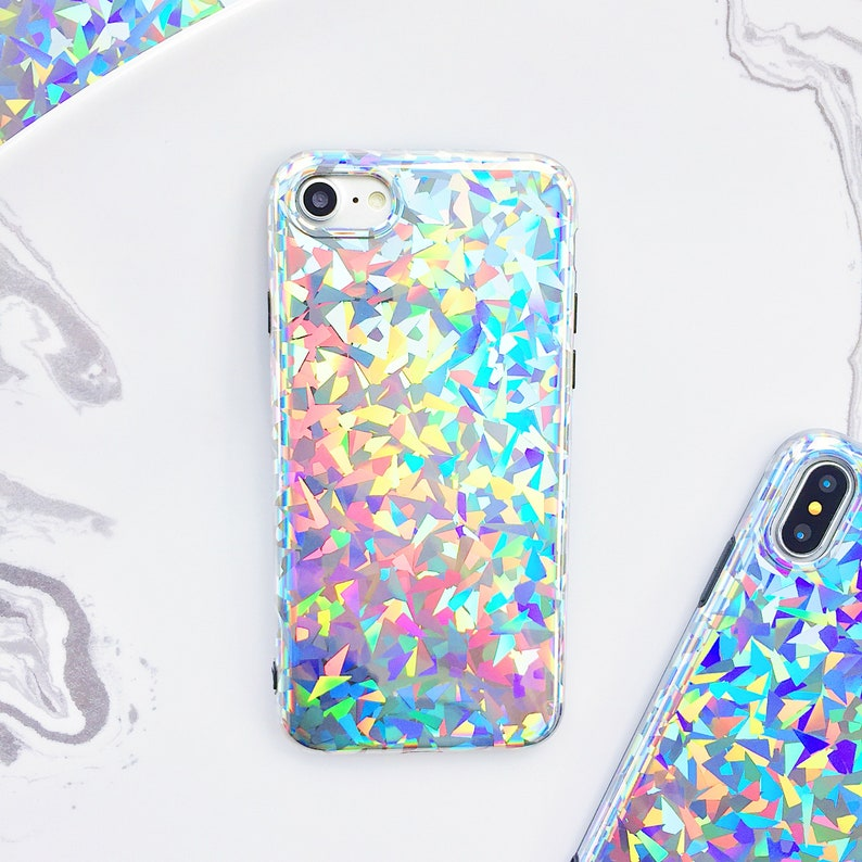 5e3e7c7701b69 Holographic Prism iPhone case iPhone 6 case iPhone 6s case iPhone 7 case  iPhone 8 case iPhone 7 plus case iPhone 8 plus case iPhone X case