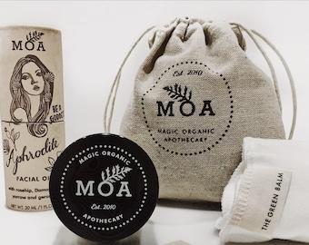 MOA Facial Skin Care Gift Set