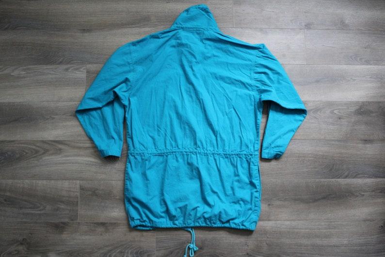 Oversized Men/'s Small Vintage 80s 90s Sport Classics Lightweight Spring Jacket Unisex