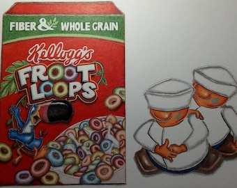 Cereal Froot Loops