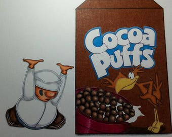 Cereal Cocoa Puffs