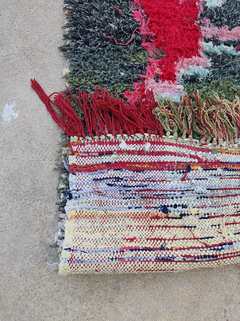Moroccan runner rug berber runner rug beni ourain runner rug handmade runner rug wool runner rug kilim runner rug moroccan rug berber rug