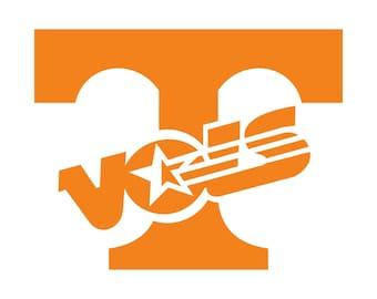 Tennessee Vols Svg Etsy