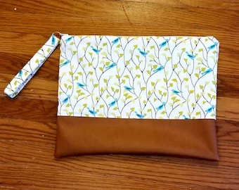 Clutch Bag, Wristlet, Purse, Handbag