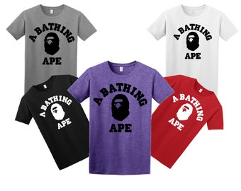 A Bathing Ape T-Shirt d46b12a207