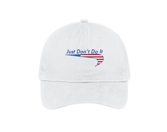 f11f195ce8021 Just Don t Do It Dad Cap