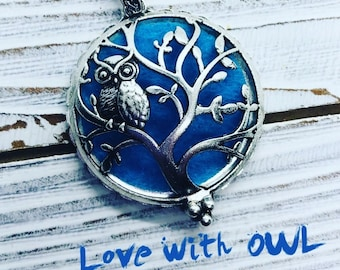 Love with OWL your heart