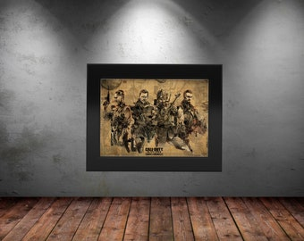 """Call of Duty - Black Ops 3 Zombies Chronicles   13"""" x 19"""" Poster Decoration High Quality Print"""