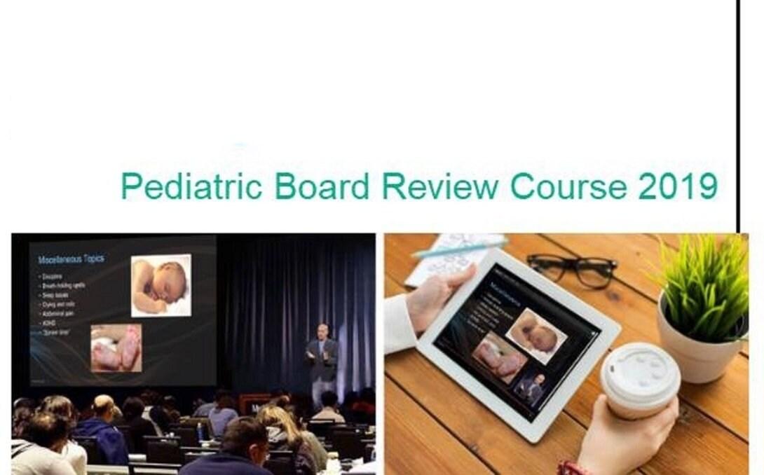 Pediatrics Board Review 2017