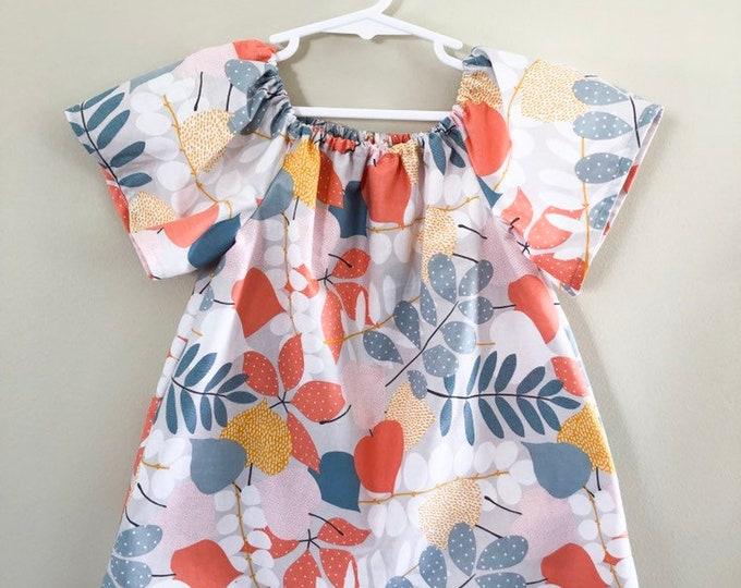 Girls Floral Dress 12-18 Months