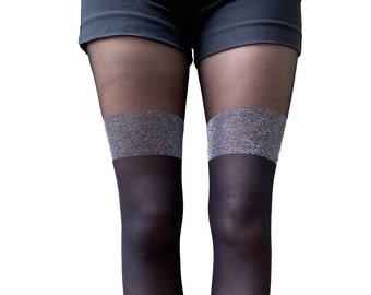 Get Faux Knee High Tights Wallpapers